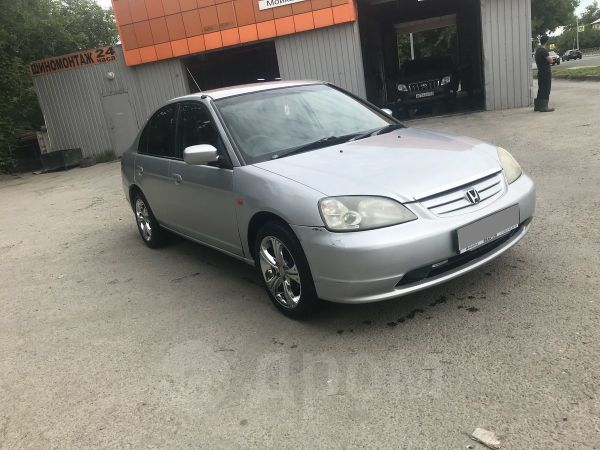 Honda Civic Ferio, 2003 год, 220 000 руб.