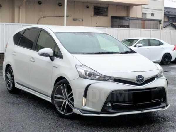 Toyota Prius a, 2019 год, 736 000 руб.