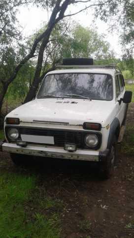 Биробиджан 4x4 2121 Нива 1988