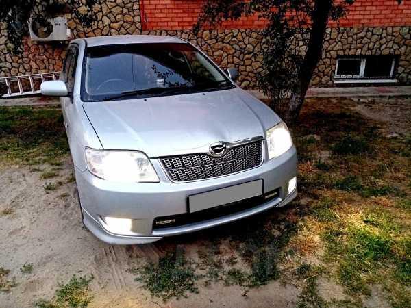 Toyota Corolla Fielder, 2004 год, 450 000 руб.