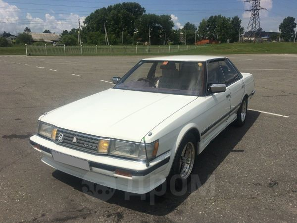 Toyota Mark II, 1987 год, 480 000 руб.