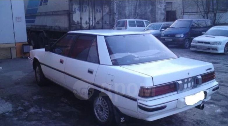 Mitsubishi Eterna, 1989 год, 500 000 руб.