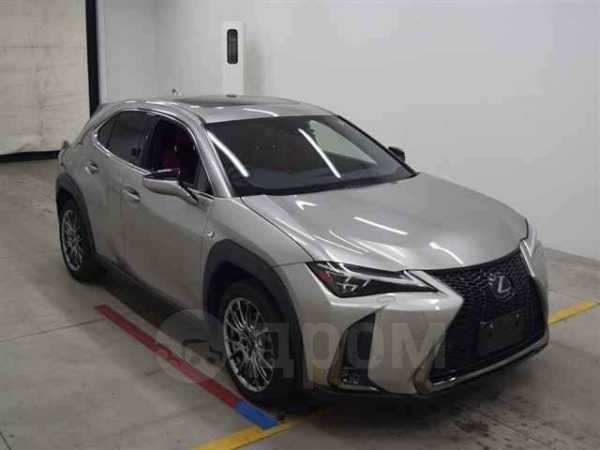 Lexus UX200, 2019 год, 2 650 000 руб.