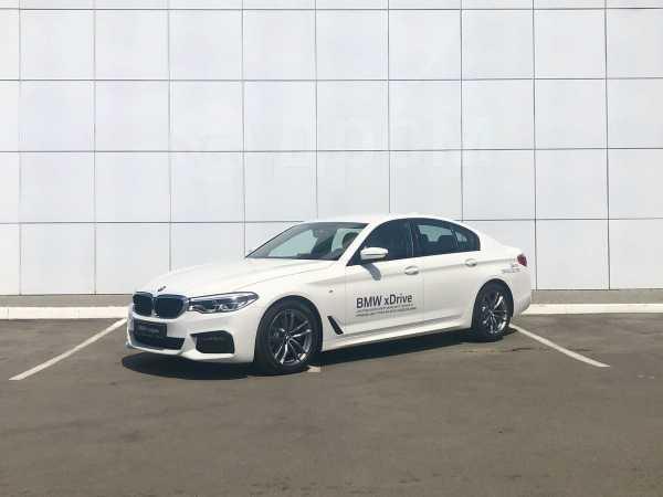BMW 5-Series, 2020 год, 3 813 000 руб.