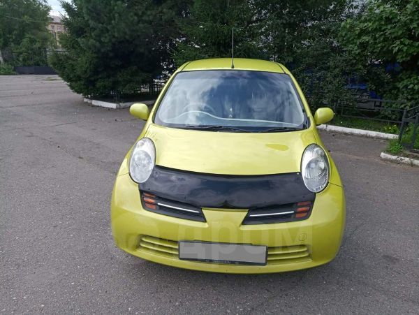 Nissan March, 2005 год, 255 000 руб.