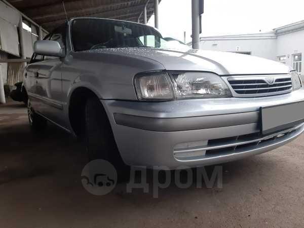 Toyota Tercel, 1999 год, 157 000 руб.