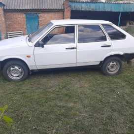 Черкесск Лада 2109 1997