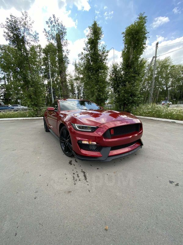 Ford Mustang, 2016 год, 2 250 000 руб.