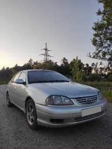 Шадринск Avensis 2000