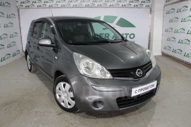 Nissan Note, 2012 год, 518 000 руб.