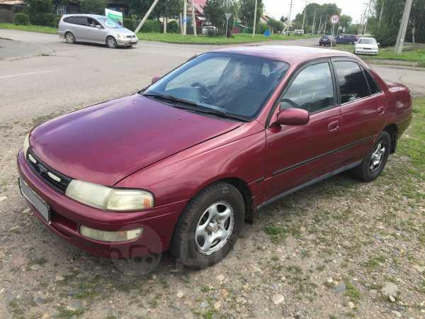 Toyota Carina, 1993 год, 125 000 руб.