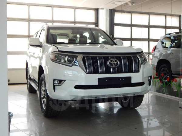 Toyota Land Cruiser Prado, 2020 год, 4 076 000 руб.