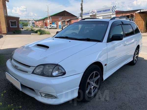 Toyota Caldina, 2001 год, 318 000 руб.
