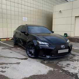 Чита Lexus GS450h 2012