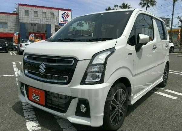 Suzuki Wagon R, 2017 год, 365 000 руб.