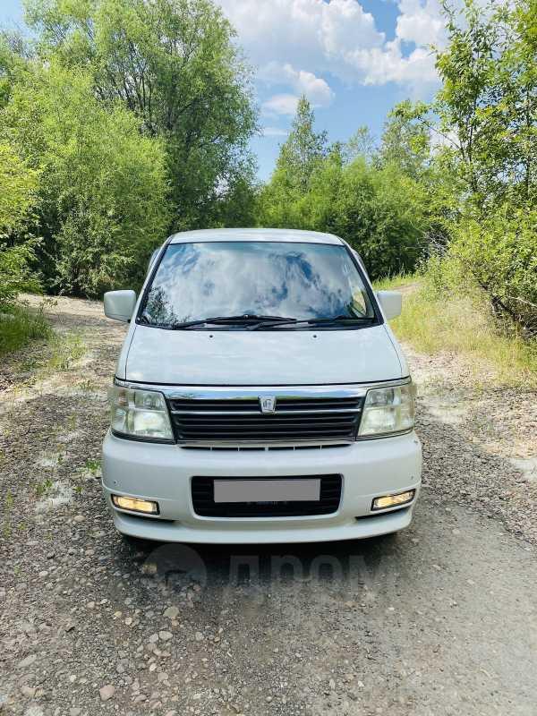 Nissan Elgrand, 2001 год, 470 000 руб.