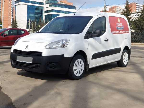 Peugeot Partner, 2012 год, 395 000 руб.
