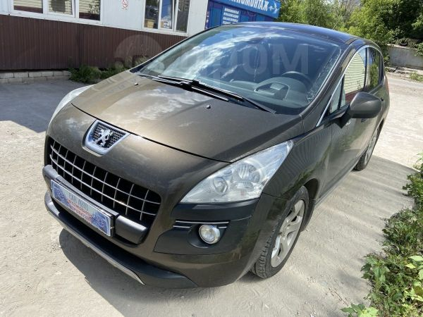Peugeot 3008, 2011 год, 500 000 руб.