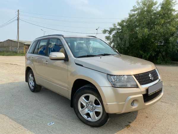 Suzuki Grand Vitara, 2010 год, 860 000 руб.
