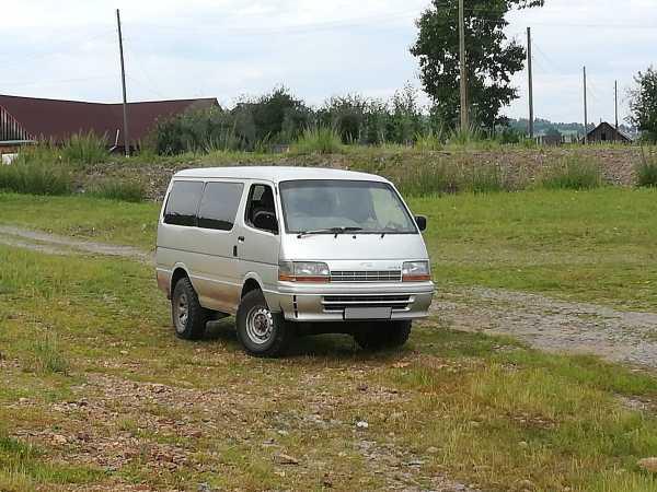 Toyota Hiace, 1990 год, 400 000 руб.