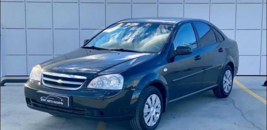 Chevrolet Lacetti, 2009 год, 299 999 руб.