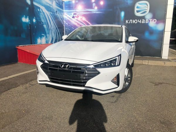 Hyundai Elantra, 2020 год, 1 525 262 руб.