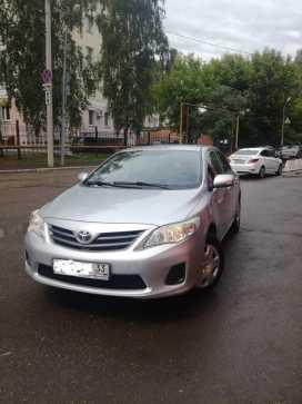 Владимир Corolla 2012