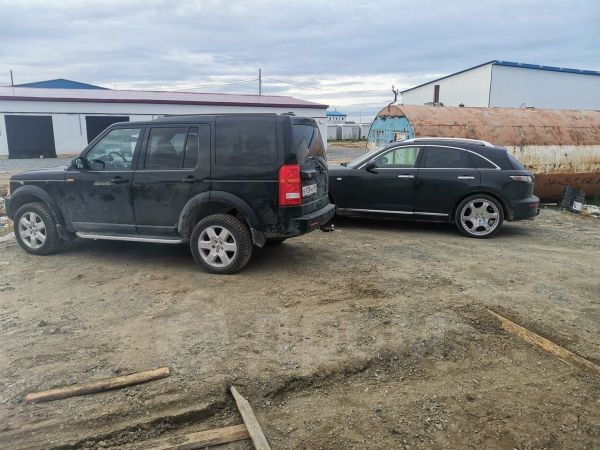 Land Rover Discovery, 2007 год, 450 000 руб.