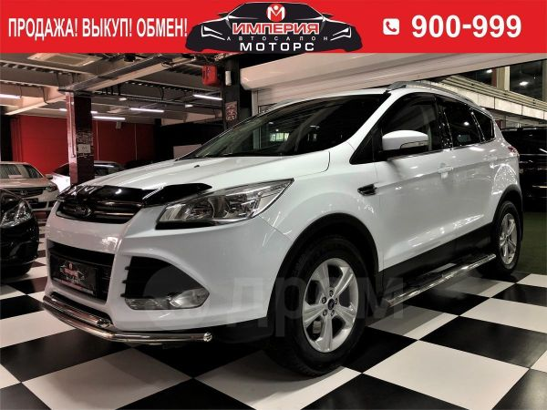 Ford Kuga, 2016 год, 1 159 000 руб.