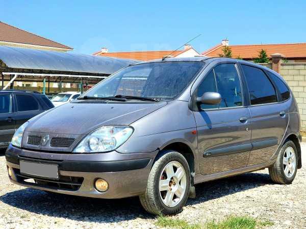 Renault Scenic, 2001 год, 255 000 руб.