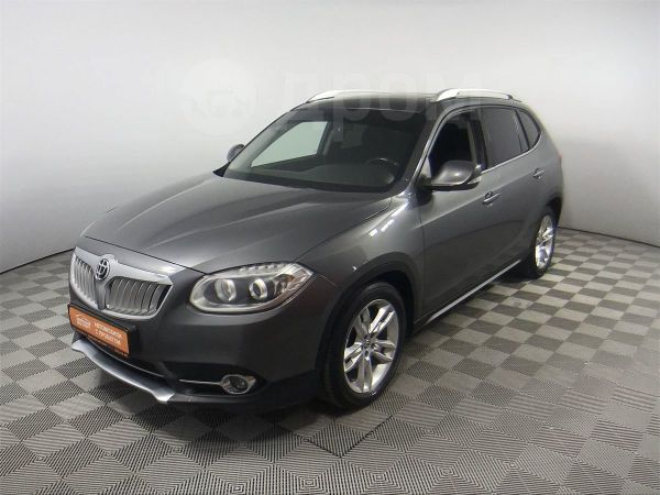 Brilliance V5, 2015 год, 540 000 руб.