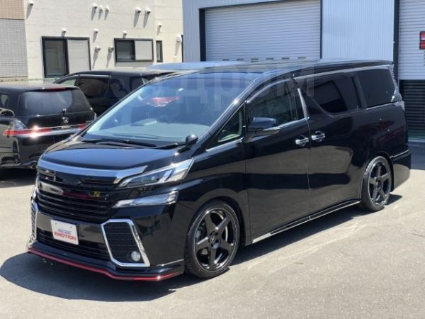 Toyota Vellfire, 2017 год, 2 012 000 руб.