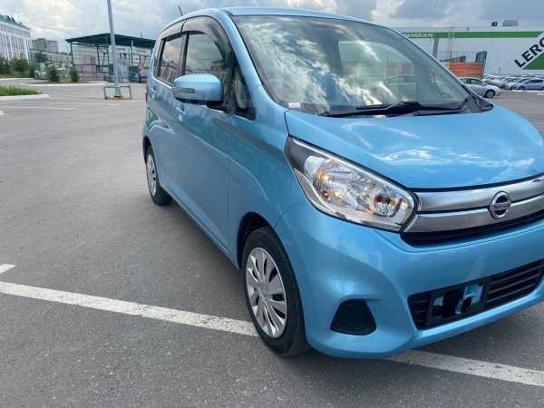 Nissan DAYZ, 2016 год, 420 000 руб.