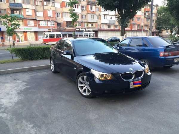 BMW 5-Series, 2003 год, 600 000 руб.