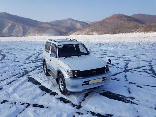 Toyota Land Cruiser Prado, 1997 год, 1 100 000 руб.