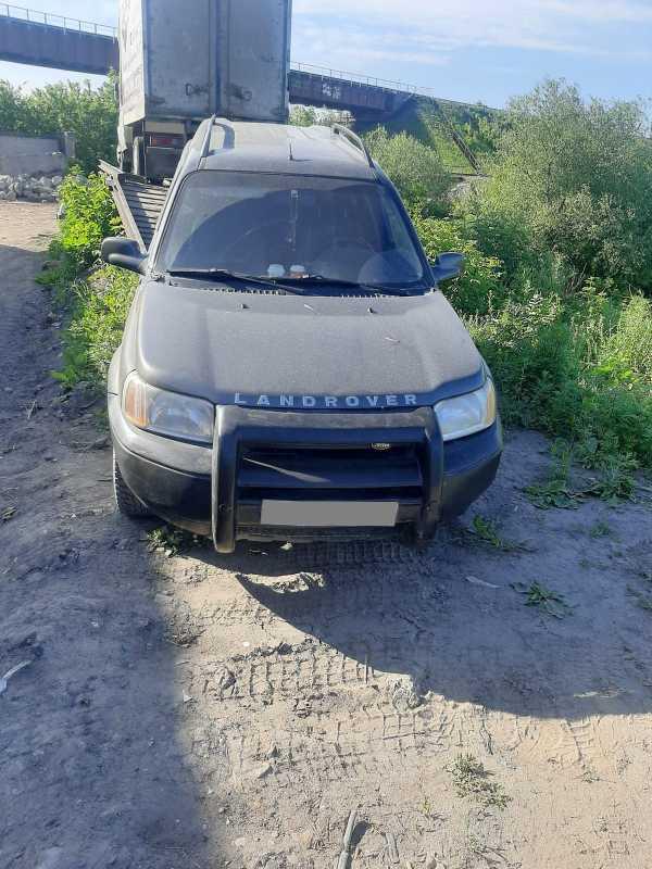 Land Rover Freelander, 2002 год, 200 000 руб.