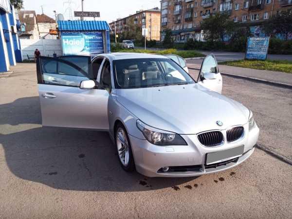 BMW 5-Series, 2003 год, 580 000 руб.