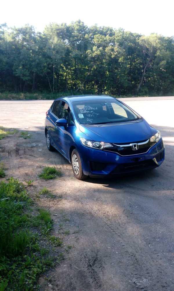 Honda Fit, 2016 год, 610 000 руб.