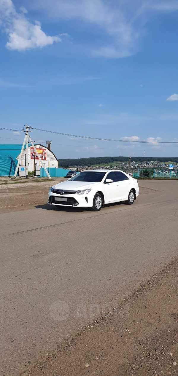 Toyota Camry, 2015 год, 1 200 000 руб.