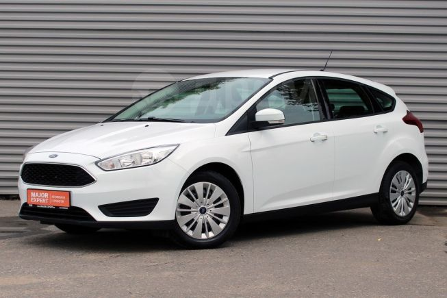Ford Focus, 2018 год, 845 000 руб.