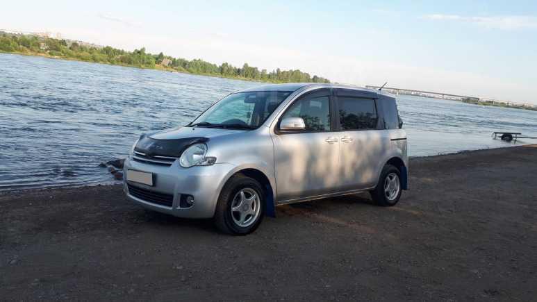 Toyota Sienta, 2008 год, 450 000 руб.
