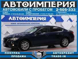 Красноярск Mazda Mazda6 2014