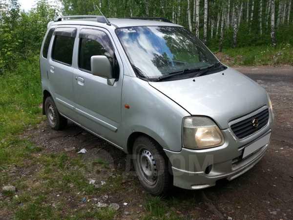 Suzuki Wagon R Solio, 1999 год, 180 000 руб.