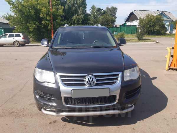 Volkswagen Touareg, 2008 год, 950 000 руб.