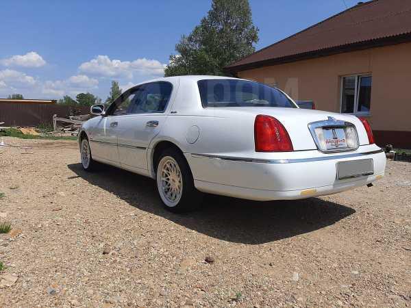 Lincoln Town Car, 1999 год, 590 000 руб.