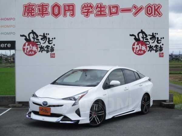 Toyota Prius, 2016 год, 1 190 000 руб.