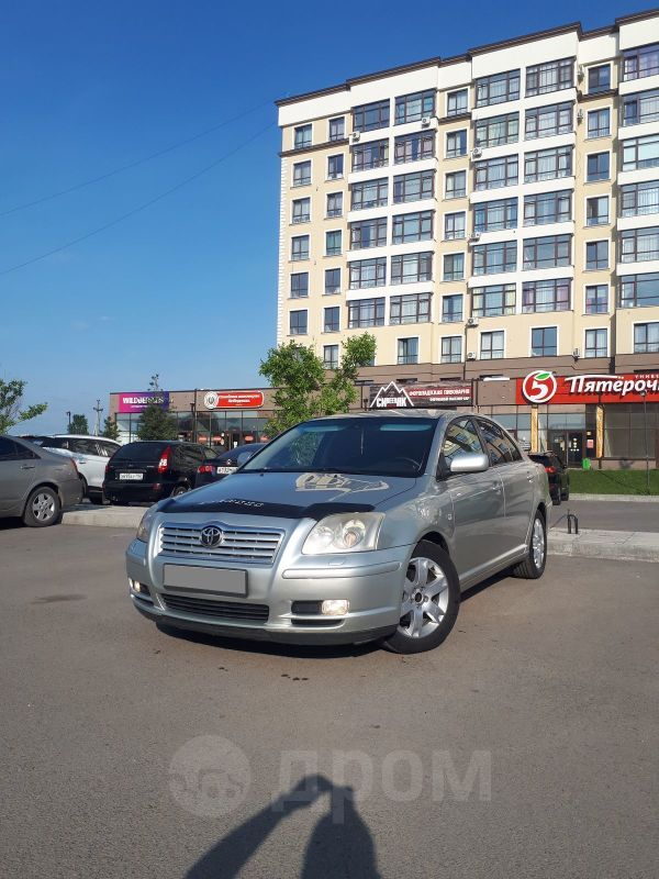 Toyota Avensis, 2005 год, 520 000 руб.
