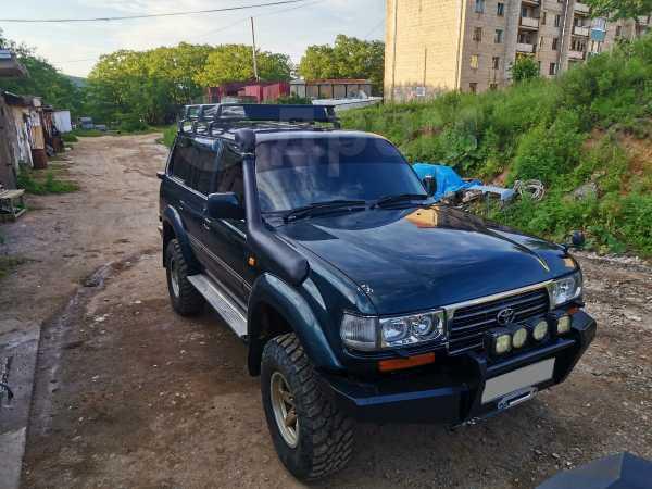 Toyota Land Cruiser, 1993 год, 1 050 500 руб.