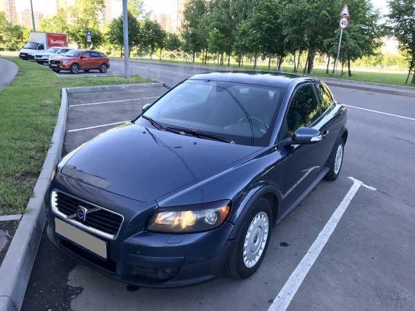 Volvo C30, 2007 год, 295 000 руб.