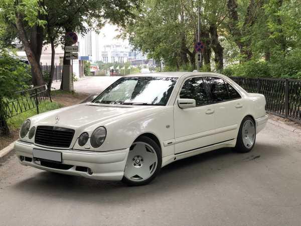 Mercedes-Benz E-Class, 1997 год, 469 000 руб.
